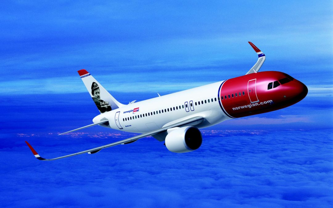 Norwegian finds its Chinese saviour