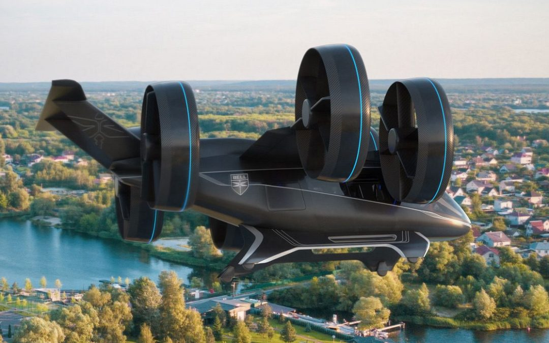 Interview with Glen Isbell, Bell Helicopters VP Rapid Prototyping and Manufacturing