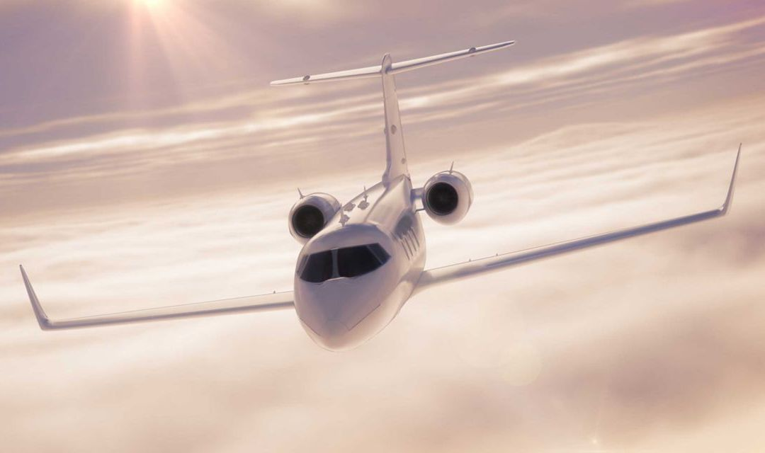 Honeywell 10 Year Business Jet Forecast Slightly Lower