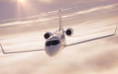 Honeywell 10 Year Business Jet Forecast Slightly Lower