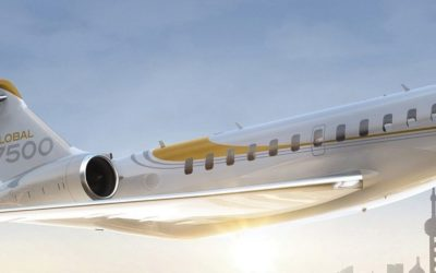 Global 7500 Projected to Drive Bombardier's Financial Turnaround