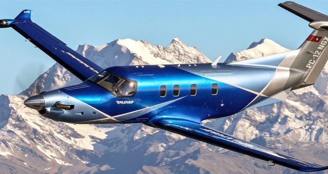 Pilatus Launches PC-12 NGX at NBAA 2019