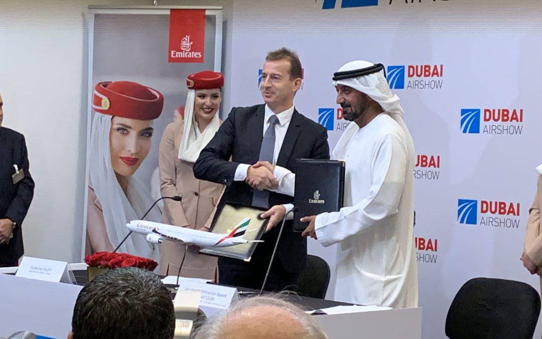 Dubai Air Show Day 2: Emirates, Etihad, and Air Arabia steal headlines (corrected)