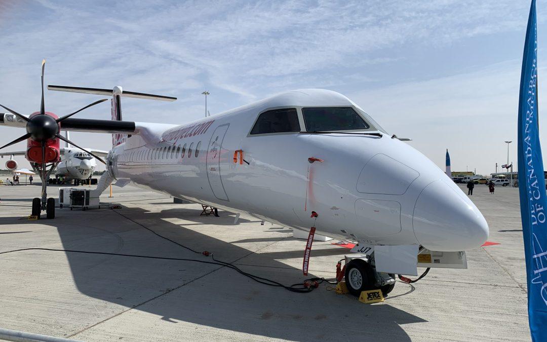 Covid-19: De Havilland Canada temporarily shuts down production