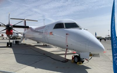 De Havilland Canada: LoI for 20 with Palma Capital