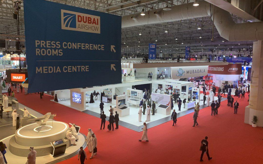 Dubai Air Show Day 1: no billion dollar deals yet (update)