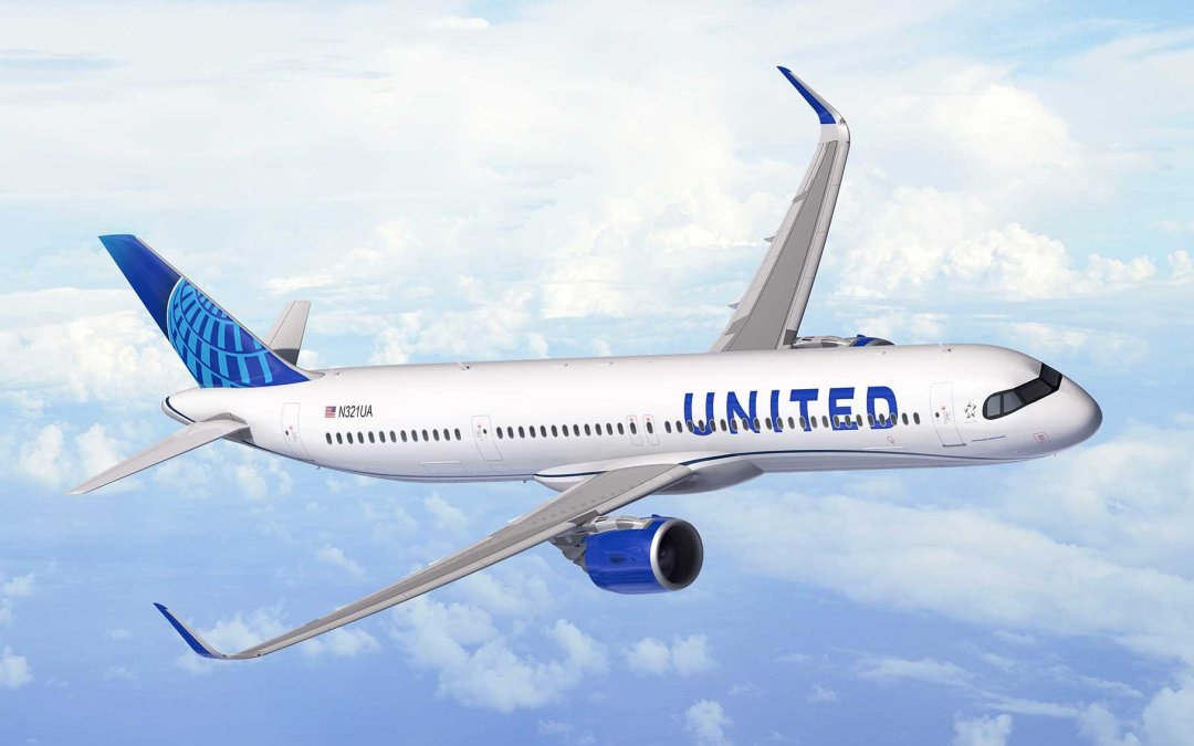 United buys A321XLRs as it no longer wastes time on the NMA