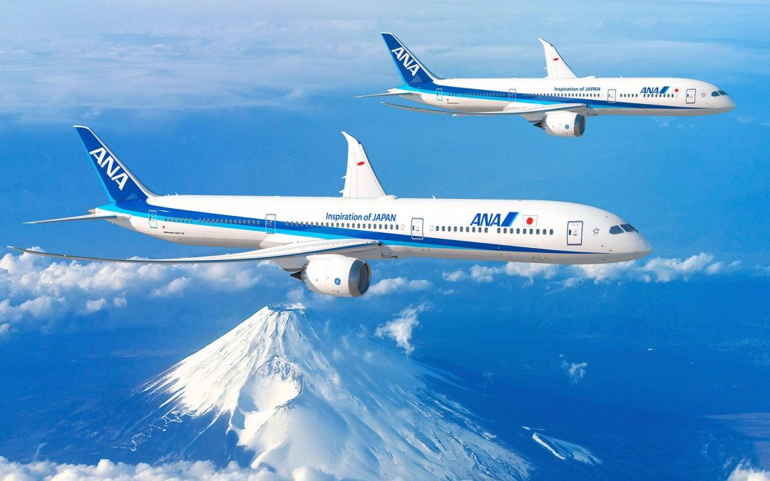 ANA opts for GEnx for latest 787-order