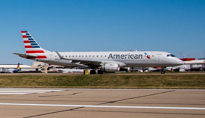 American: 2.2 billion Q1 loss – fleet reduced by 100
