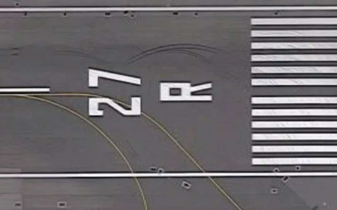 Get Ready to Re-Number Runways
