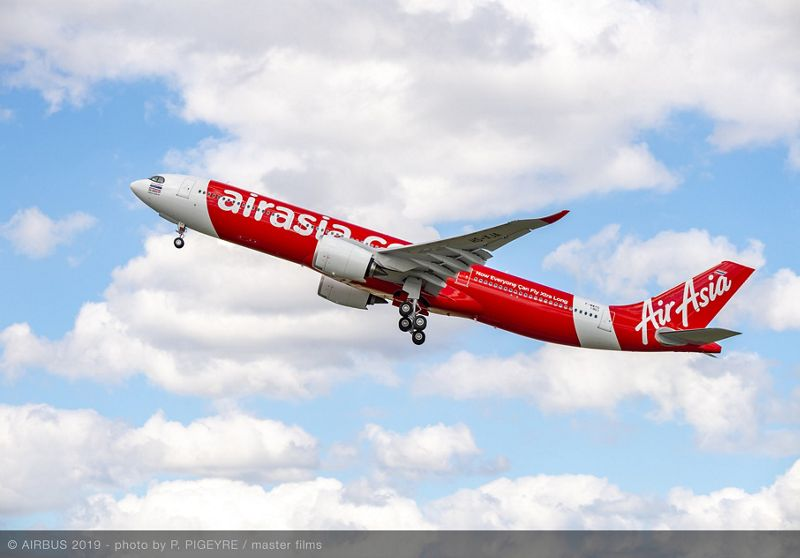 Auditor voices concerns about Air Asia's financial stability