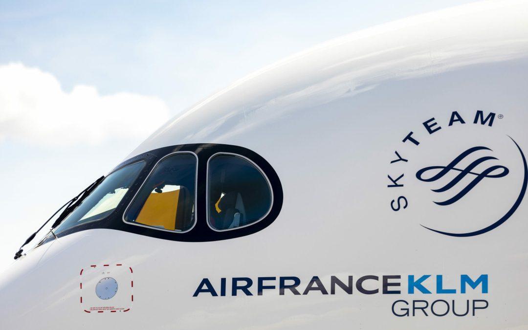 Air France cuts workforce by 7.580