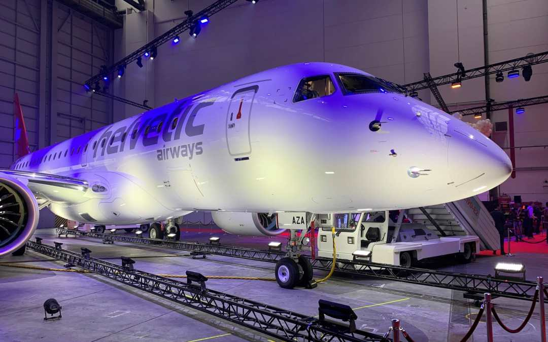 Embraer: Q1-loss of 292 million