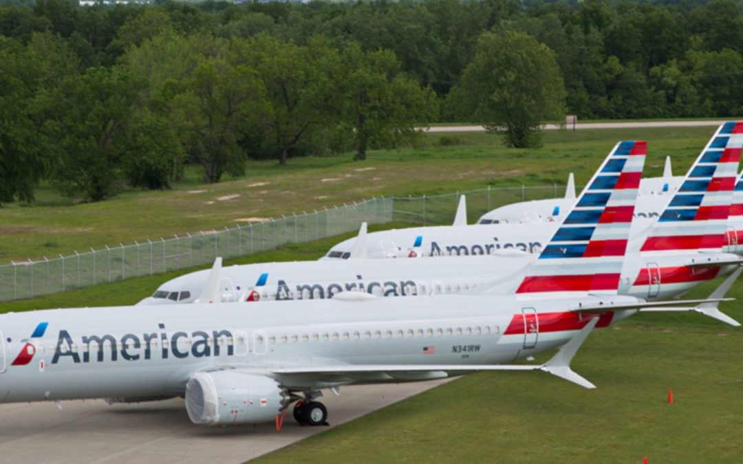 Insight:  Monday 26 October 2020: Convincing AA Customers to fly the MAX