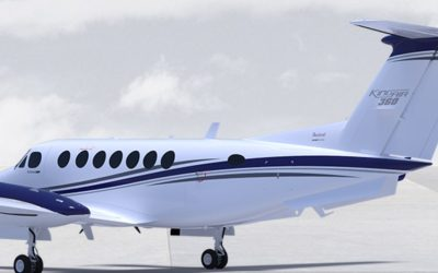 King Air 360 Awarded FAA Type Certificate