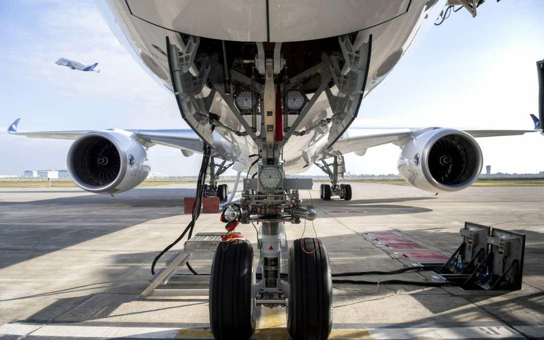 XWB tops Rolls-Royce's engine flying hours' list