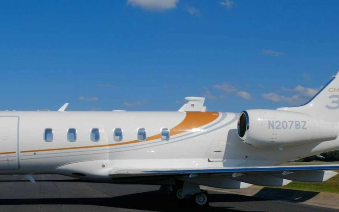 Bombardier's Bellwether Order for Business Aircraft