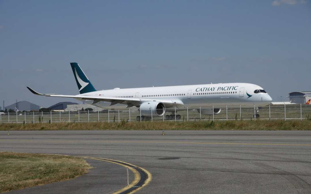 Cathay heading for double-digit record loss