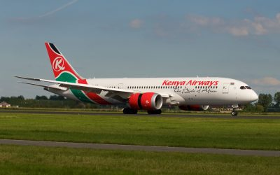 Kenya Airways, innovates, launches first of its kind Economy Max seats