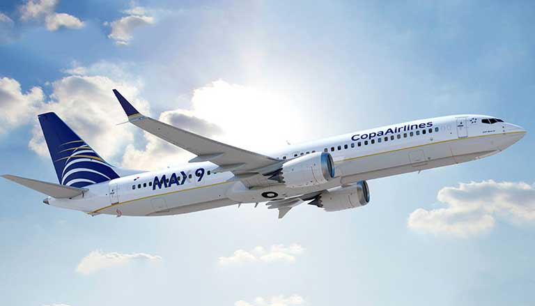 Copa Airlines MAX
