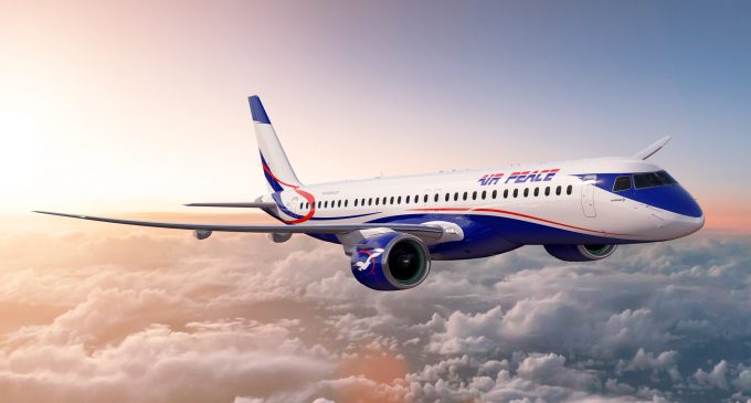 Air Peace widens domestic, regional operations with new Embraer jets