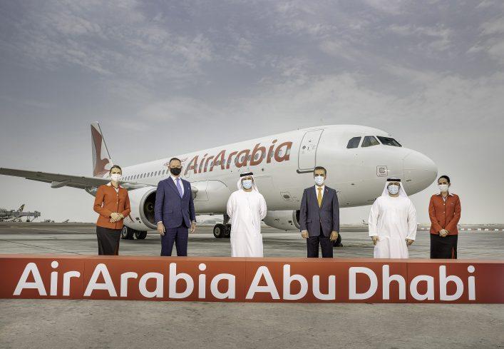 Air Arabia Abu Dhabi Airbus A320neo