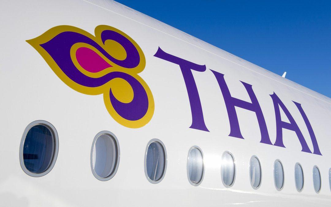 Future Thai Airways is still some two months away