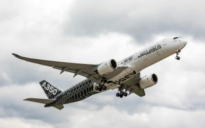 XWB-extension secures long-term position Rolls-Royce on the A350