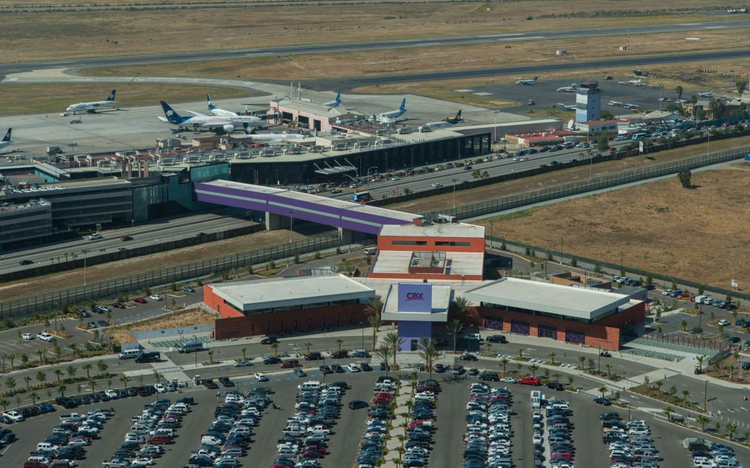 A Look At Tijuana's Airport Growth Despite The Pandemic