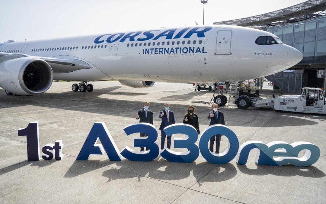 Airbus back to profit again