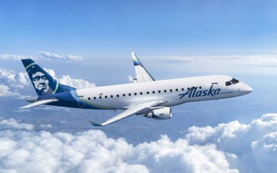 Boeing and Embraer benefit from Alaska order