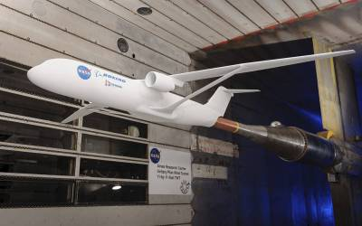 NASA paves the way for a 737 successor