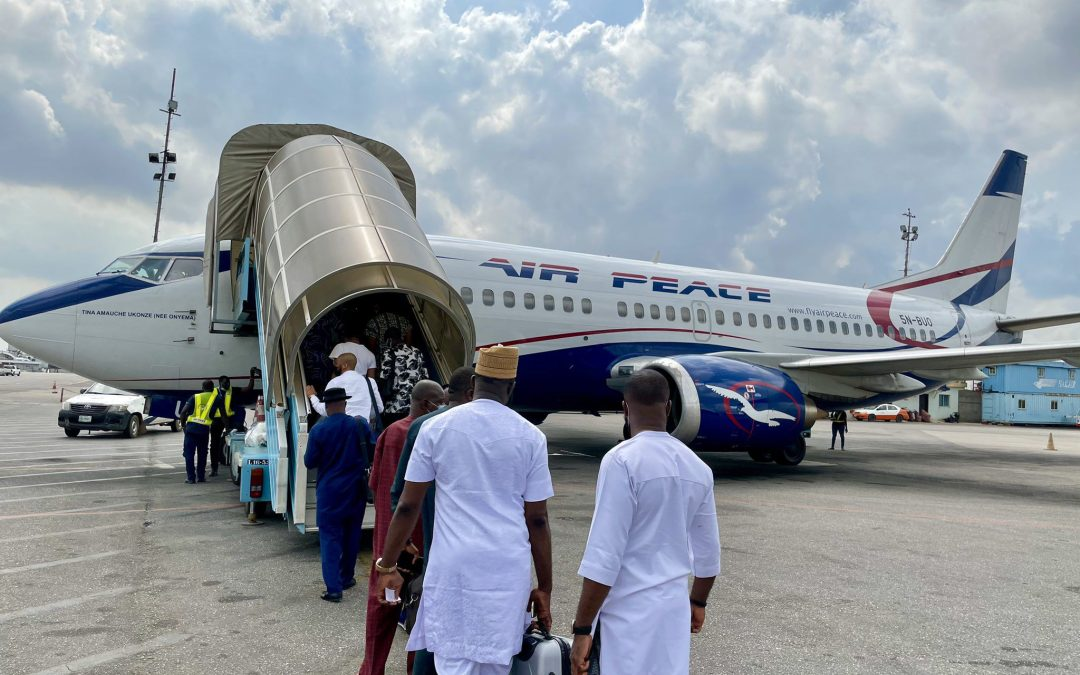 Why Nigerians are reluctant to fly