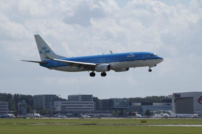 KLM_Boeing737-800