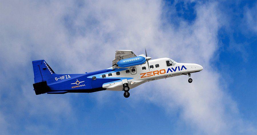 ZeroAvia upsizes hydrogen fleet with Dorniers