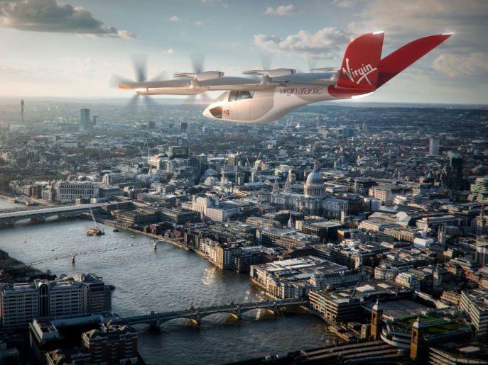 Vertical Aerospace VA-X4 Virgin Atlantic