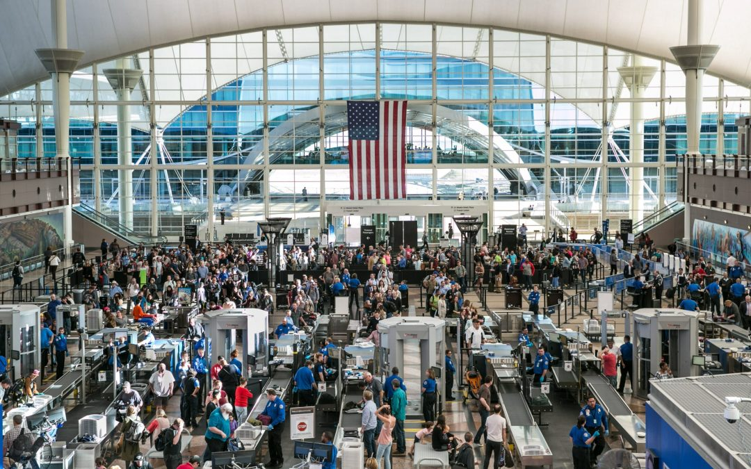 Can August '21 US air travel recovery beat August '19?