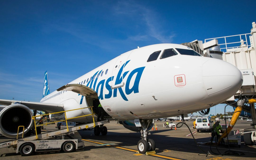 Alaska Airlines has turned the corner