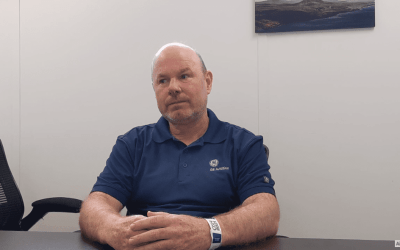 In Conversation: Paul Corckery, VP GE Aviation
