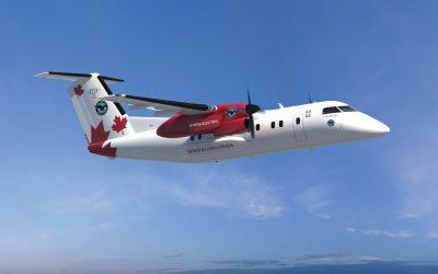 P&W Canada to develop hybrid-electric engine