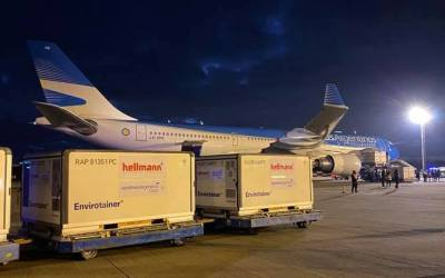 Aerolineas Argentinas is flying to China every third day