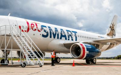 American makes strategic investment in JetSMART