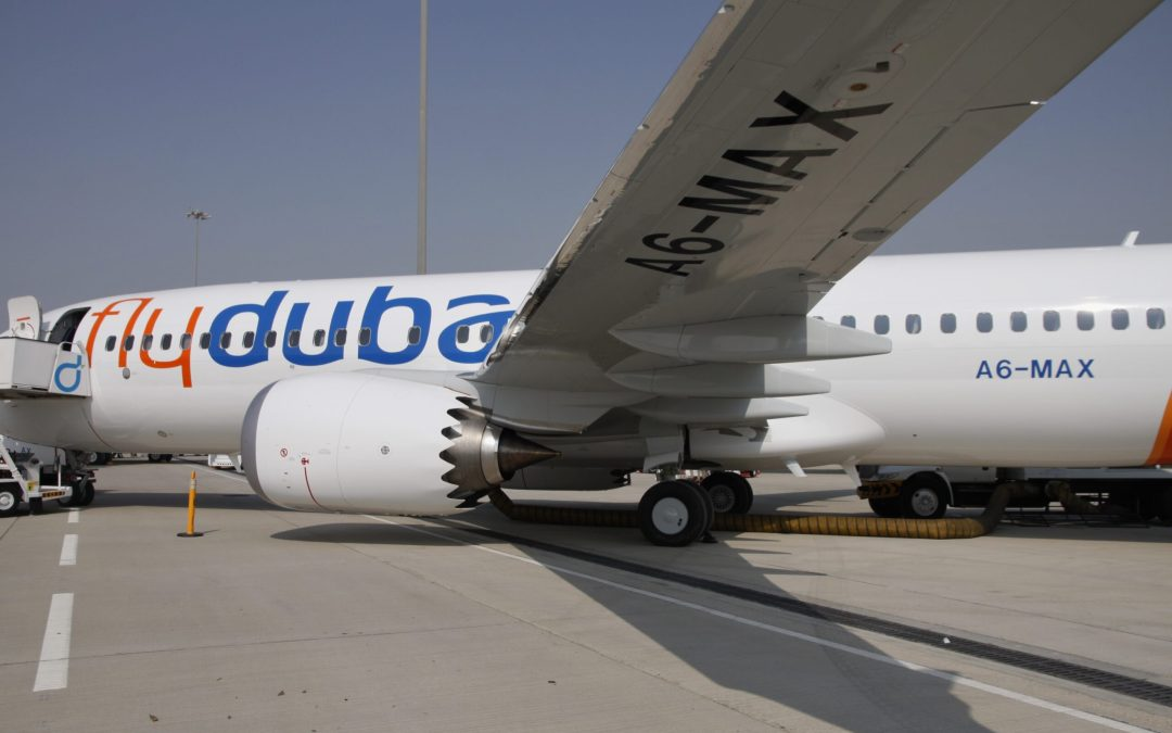 flydubai reduces its Boeing MAX order by 65