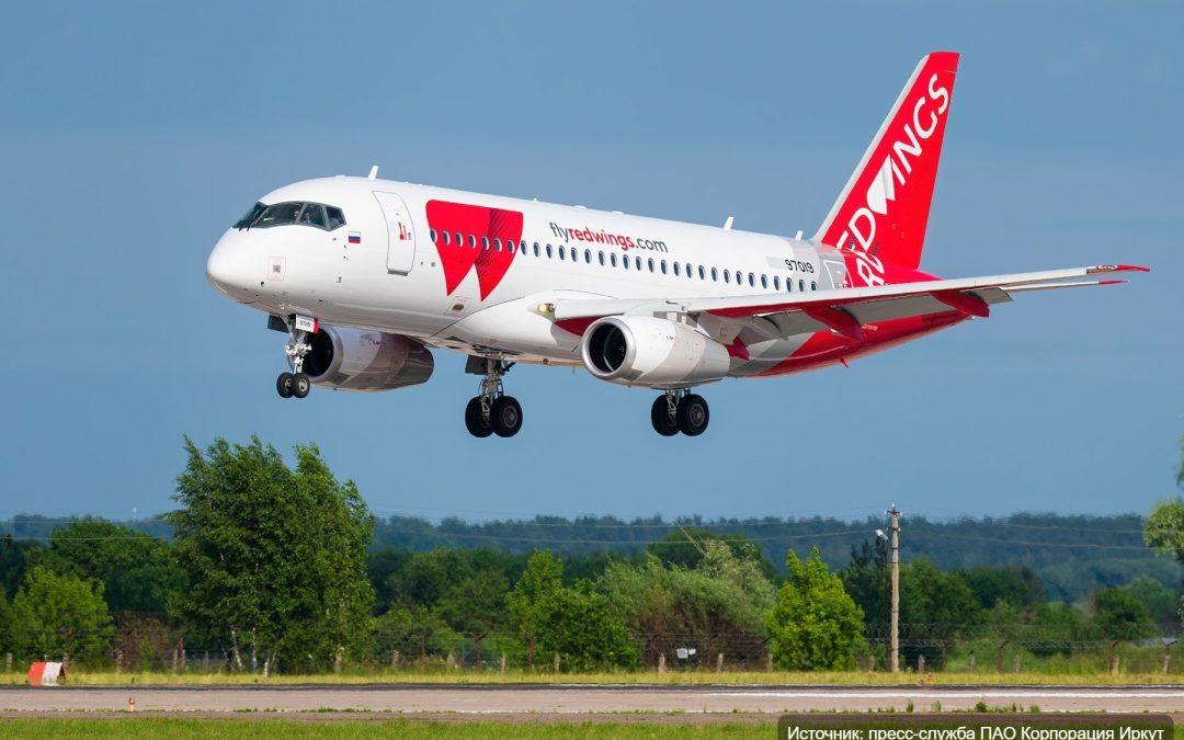 New leasing arrangements for 58 Superjet SSJ100s