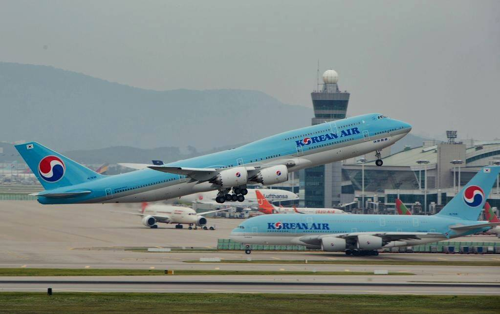 Korean Air counts the years on its A380s