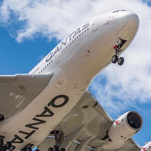 Qantas hopes on December restart of international services