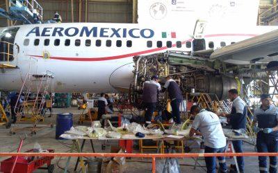 MRO spend in Latin America will suffer