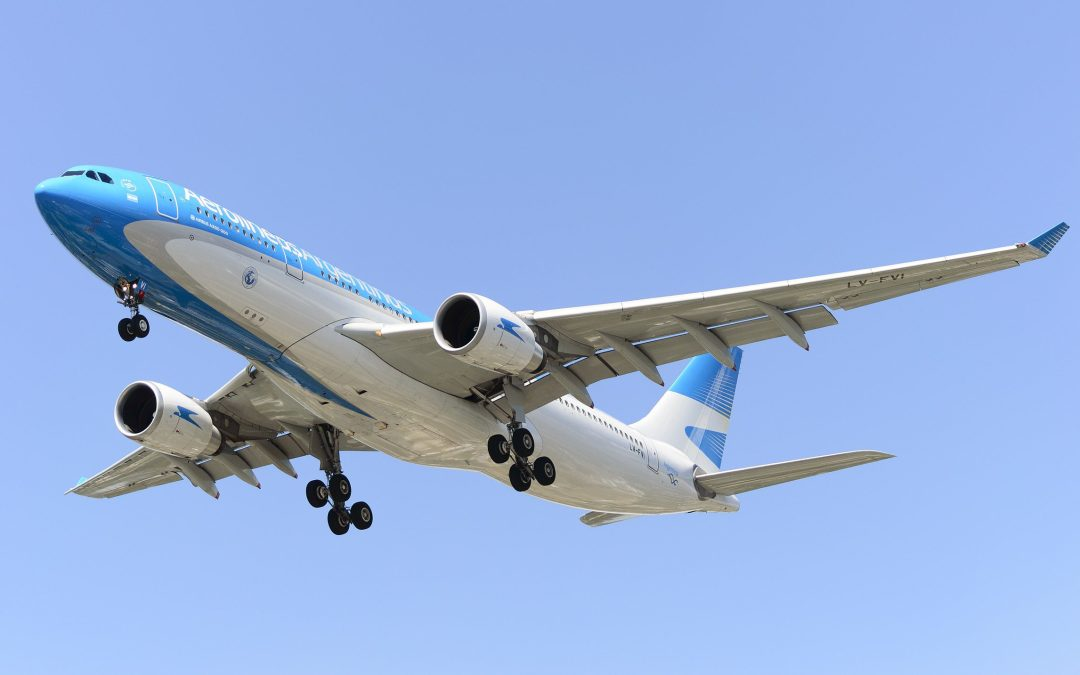 How's Argentina's airline recovery going?