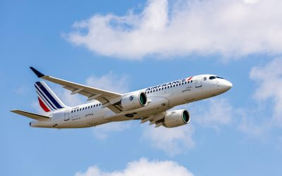 A220 opens a new era for Air France
