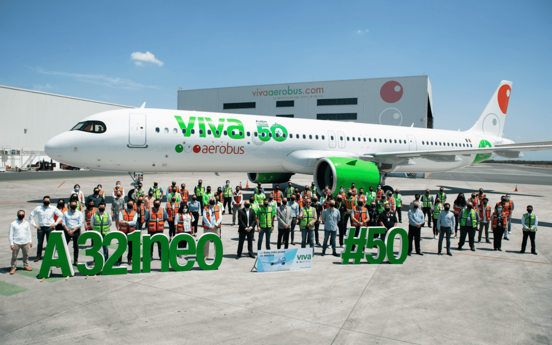 How many aircraft have been delivered in Latin America in 2021?